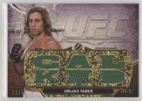 Urijah Faber /27
