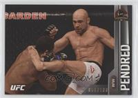 Cathal Pendred /188