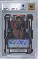 Aljamain Sterling /50 [BGS 9]