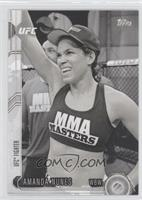 Amanda Nunes #/188