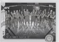 The Ultimate Fighter 20 #/188