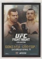 UFC Fight Night 64 [Noted]