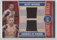 Matt Hughes, Georges St-Pierre /188