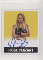 Paige VanZant /50