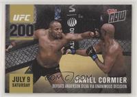 UFC 200 - Daniel Cormier