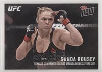 Ronda Rousey #/331