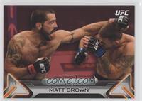 Matt Brown /8