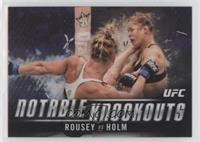 Holly Holm (Rousey vs. Holm)