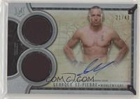 Georges St-Pierre #/40