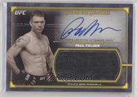 Paul Felder #/25