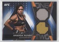 Amanda Nunes /50