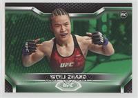 Weili Zhang #/88