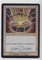 Disenchant (Foil DCI Stamp)