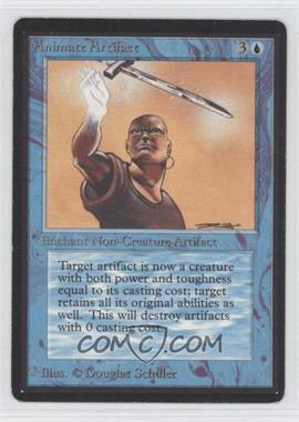 1993 Magic: The Gathering - Core Set: Alpha - Booster Pack [Base] #NoN - Animate Artifact