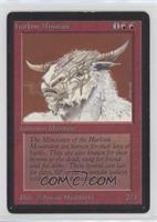 Hurloon Minotaur [Noted]