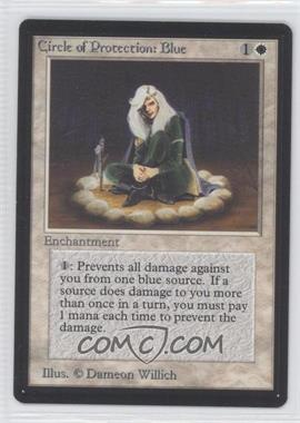 1993 Magic: The Gathering - Core Set: Beta - Booster Pack [Base] #NoN - Circle of Protection: Blue