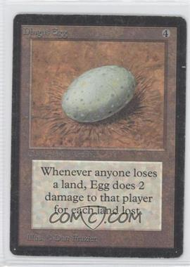 1993 Magic: The Gathering - Core Set: Beta - Booster Pack [Base] #NoN - Dingus Egg