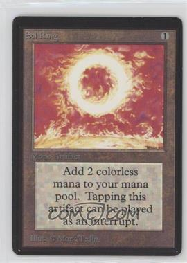 1993 Magic: The Gathering - Core Set: Beta - Booster Pack [Base] #NoN - Sol Ring