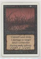 Cursed Land [Noted]
