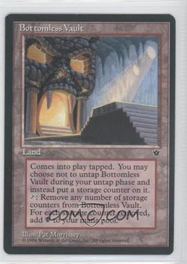 1994 Magic: The Gathering - Fallen Empires - Booster Pack [Base] #NoN - Bottomless Vault