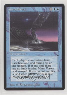 1994 Magic: The Gathering - The Dark - Booster Pack [Base] #MAVO - Mana Vortex