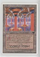 Antiquities Reprints - Urza's Power Plant [Good‑VeryGood]