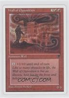 Legends Reprints - Wall of Opposition