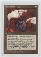 Amulet of Kroog [Noted]