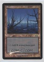 Swamp (Urza's Saga Foil)