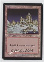 Mountain (Arena Stamp Foil)