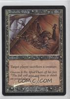 Diabolic Edict (Arena Stamp Foil)