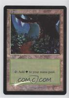 Forest (Arena Stamp Foil)