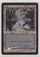 Swamp (Arena Stamp Foil)