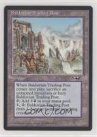 Balduvian Trading Post