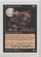 Greater Werewolf