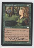 Llanowar Druid