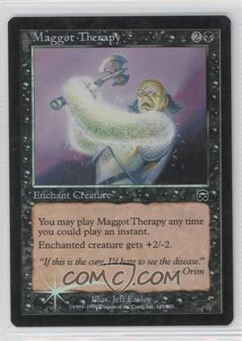 1999 Magic: The Gathering - Mercadian Masques - Booster Pack [Base] - Foil #145 - Maggot Therapy