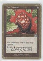 Fire Diamond [Noted]