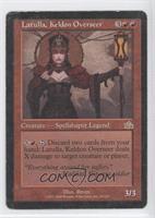 Latulla, Keldon Overseer [Noted]