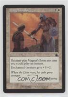 Mageta's Boon