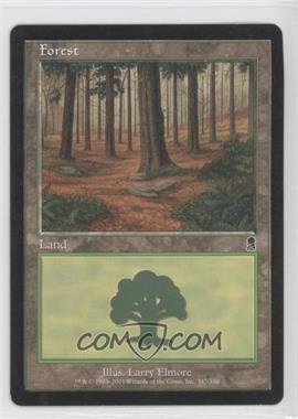 2001 Magic: The Gathering - Odyssey - Booster Pack [Base] #147 - Forest