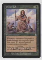 Druid's Call