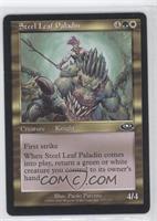 Steel Leaf Paladin