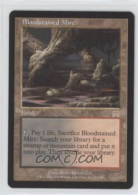 2002 Magic: The Gathering - Onslaught - Booster Pack [Base] #313 - Bloodstained Mire