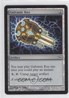 Galvanic Key