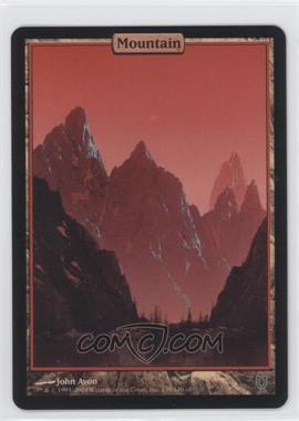 2004 Magic: The Gathering - Unhinged - Booster Pack [Base] - Foil #139 - Mountain