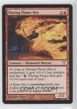 2006 Magic: The Gathering - Dissension - Booster Pack [Base] #62 - Flaring Flame-Kin