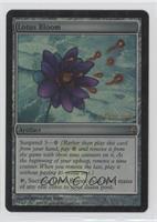 Lotus Bloom (Prerelease Date Promo)