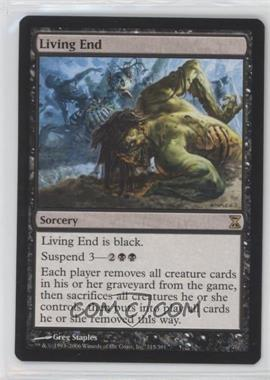 2006 Magic: The Gathering - Time Spiral - Booster Pack [Base] #115 - Living End