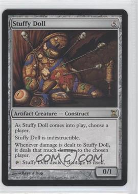 2006 Magic: The Gathering - Time Spiral - Booster Pack [Base] #264 - Stuffy Doll